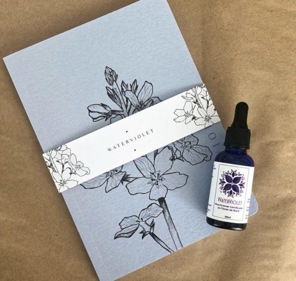 pack waterviolet flores de bach